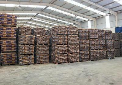 Fornecedor de cimento sp