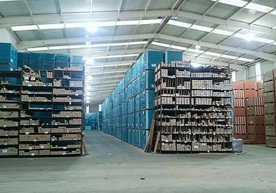 Distribuidor de cimento