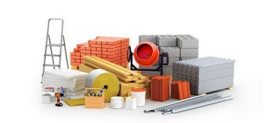 Fornecedor de material de construção atacado sp