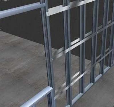 Fornecedores de steel frame
