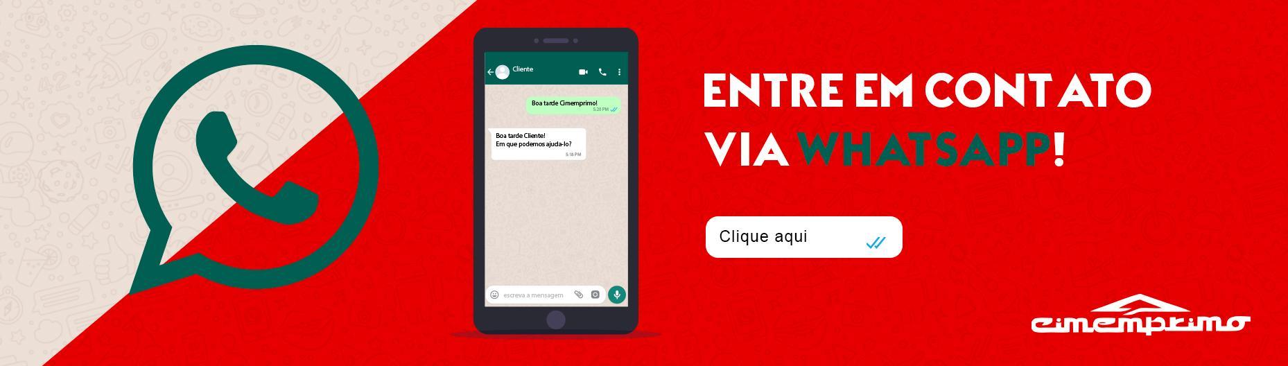 Chame-nos no Whatsapp